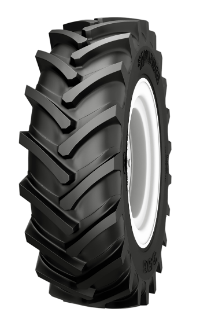 (356) Severe Duty Service Steel Belted Bias R-1 Tires